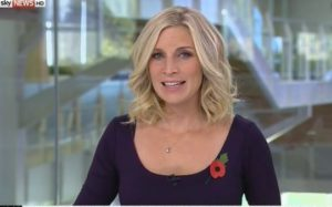 Sarah Hewson Wikipedia, Age, Married, Bio, Husband SKY News