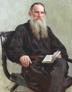 How many books did leo tolstoy write
