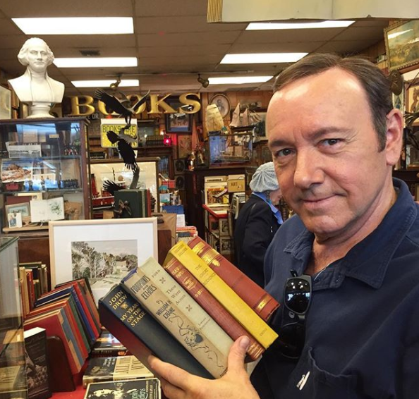 Kevin Spacey Bio, Wiki, Height, Age, Married, Gay, Net Worth and Controversies