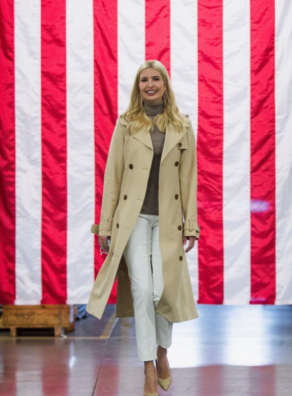 Ivanka Trump Bio, Wiki Career, Education, Age, Height, Dating, Net Worth