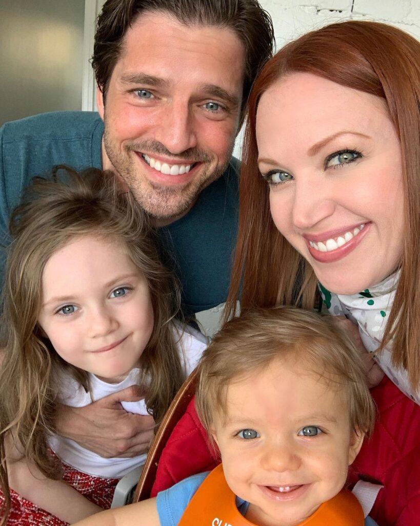 Adrienne Frantz Wiki, Bio, Age, Family, Husband, Career, and Net Worth